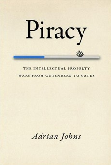 """Piracy"" - book cover"