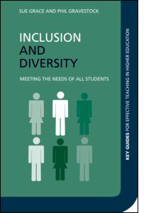 Inclusion and Diversity - book cover