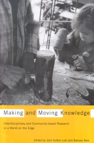"""Making and Moving Knowledge"" - book cover"