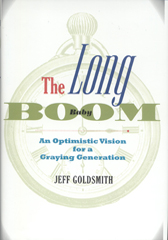 """The Long Boom"" - book cover"