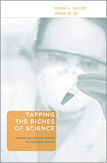 """Tapping the Riches of Science"" - book cover"
