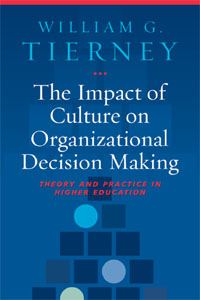 The Impact of Culture on Organizational Decision Making - book cover